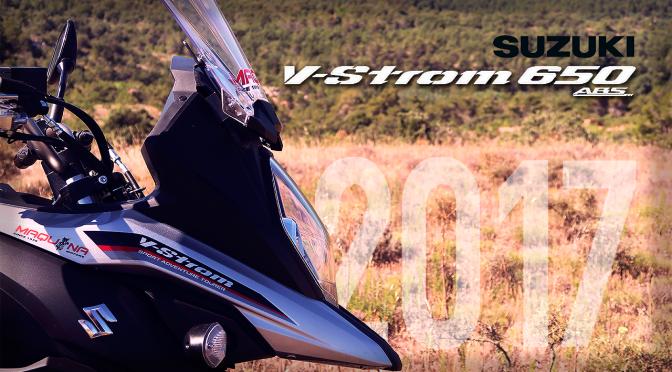 Suzuki V-Strom 650 ABS 2017 | prueba