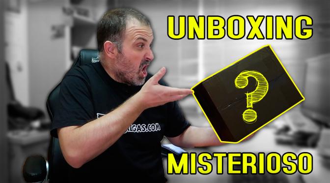 Unboxing misterioso + CONCURSO