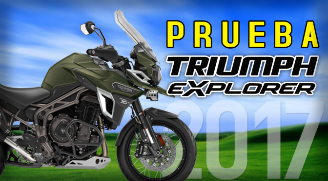 Triumph EXPLORER XCA 2017 | Prueba