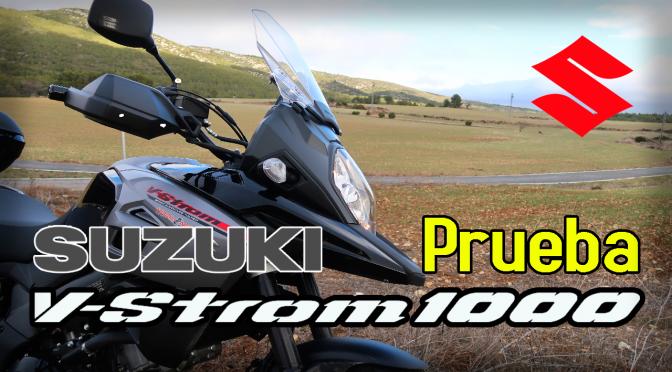 Suzuki VSTROM 1000 2018 | Prueba
