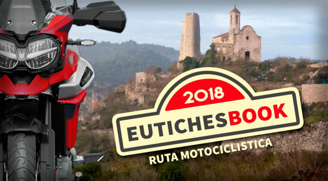 EUTICHESBOOK 2018 con la TIGER 1200 XRT 2018
