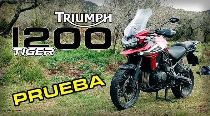 Triumph TIGER 1200 XRT 2018 | Prueba