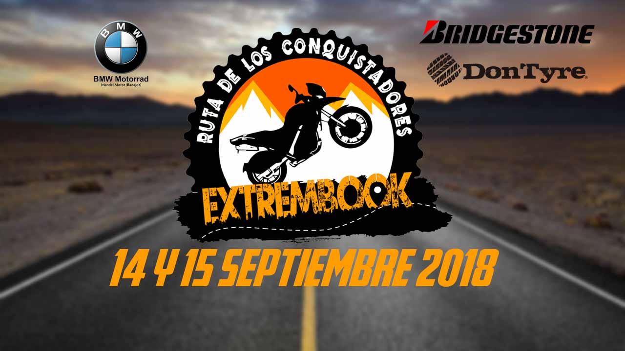 """ExtremBook 2018 """"La ruta de los conquistadores"""" [RBK] @ NAVALMORAL DE LA MATA (CÁCERES)"""