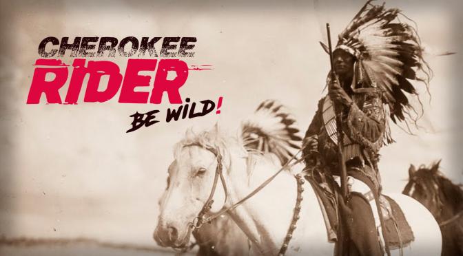 cherokee rider