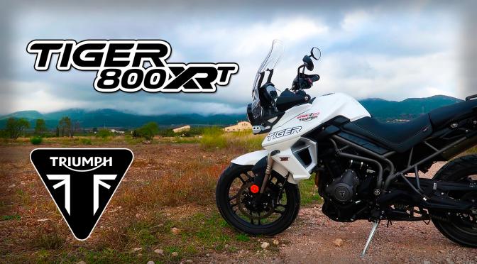 Triumph TIGER 800 XRT 2018 | Prueba