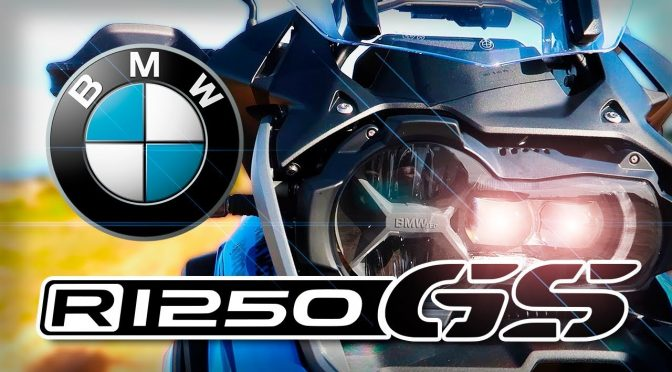 BMW R1250GS 2019 | Prueba en Español