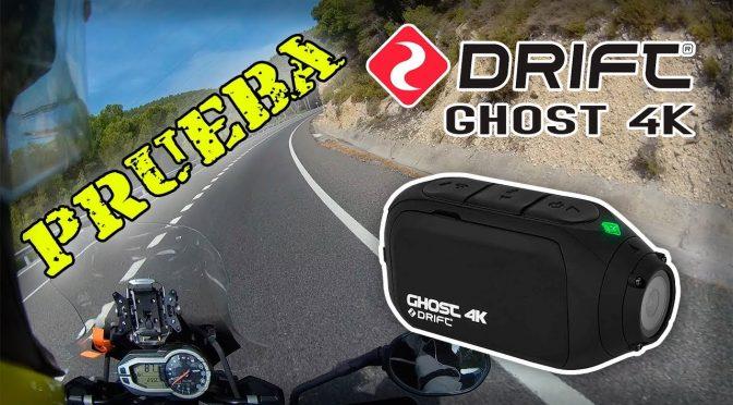 DRIFT GHOST 4K | Prueba en carretera