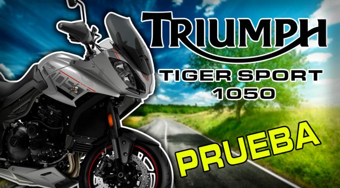 Triumph Tiger SPORT 2017 | Prueba