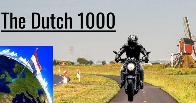 """La inspiración de la """"Dutch 1000"""""""
