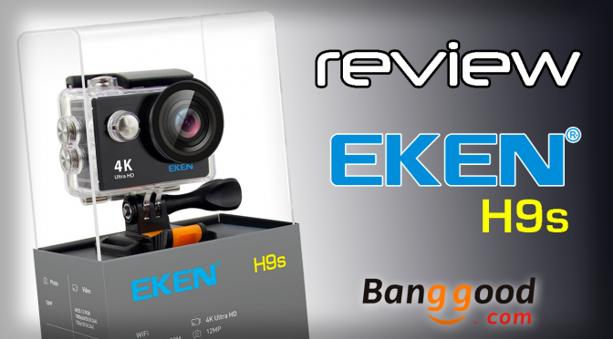 Review EKEN H9S, una 4k low-cost