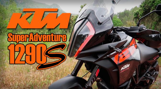 KTM 1290 Superadventure S 2018 | Prueba