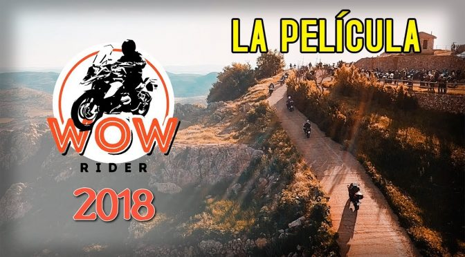 wow rider 2018