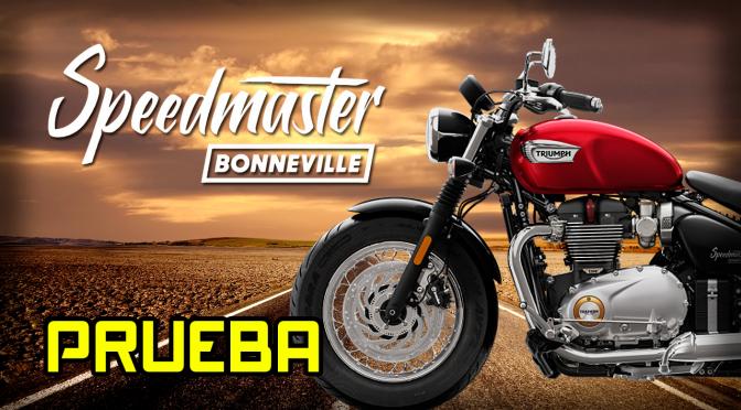 Triumph SpeedMaster 2018 | Prueba