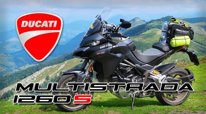 Prueba Ducati MULTISTRADA 1260 S 2018