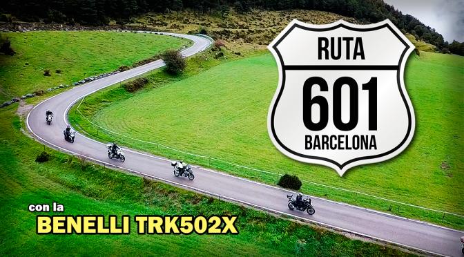 RUTA 601 Barcelona 2018