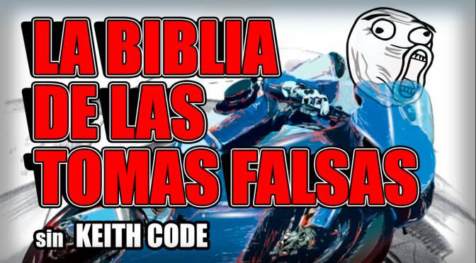 La BIBLIA de las TOMAS FALSAS 2018 (Especial fin de año)