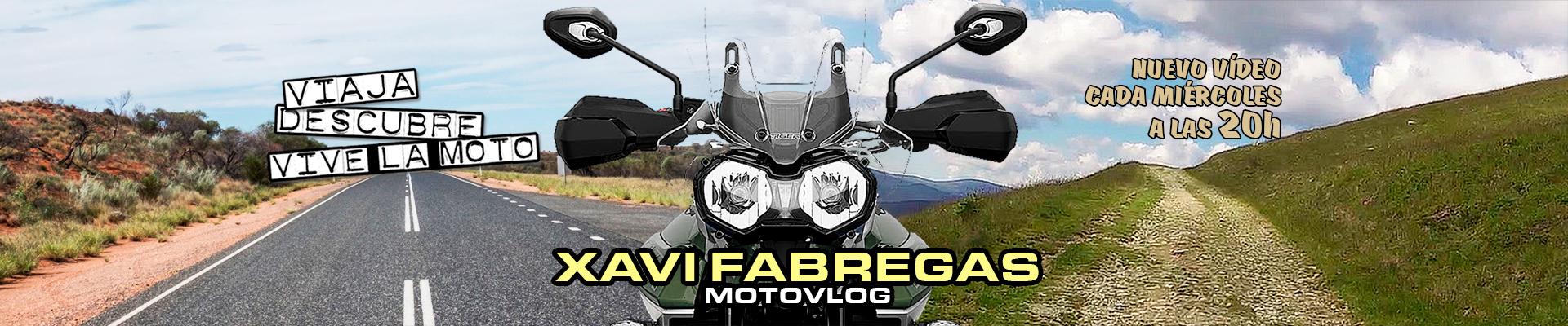 XaviFabregas Motovlog