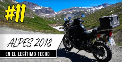 Alpes en moto 11