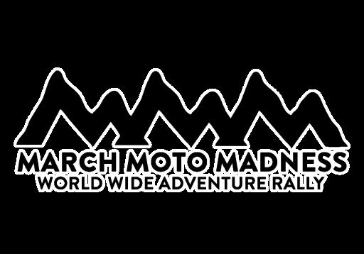 MarchMotoMadness logo