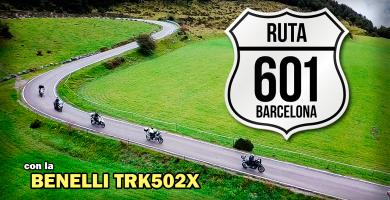 ruta 601 2018